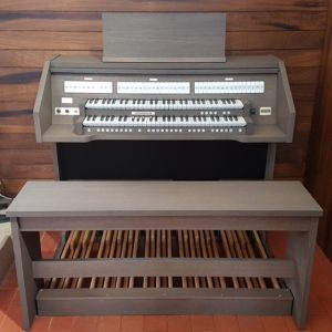Orgão Johannus Opus 250 Clay