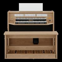 órgão johannus studio150 classico e liturgico orgão com pedaleira estante e banco