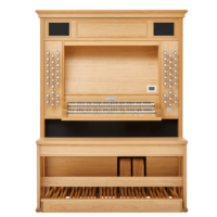 1_Órgão Johannus LiVE_2P