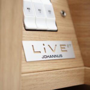 3_Órgão Johannus live 2t