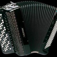 Acordeão Borsini Convertor ConcertoMedio