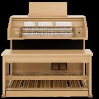 Órgão Johannus Ecclesia T-150