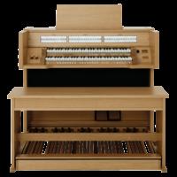 Órgão Johannus Vivaldi 150