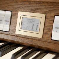 Órgão Johannus Ecclesia T-250