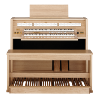 Órgão Johannus Classic 250