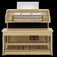 Órgão Johannus Ecclesia Choirv