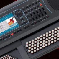 Orgão Botões Ketron SD80