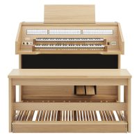 Órgão Johannus Opus 255
